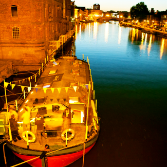 York Arts Barge