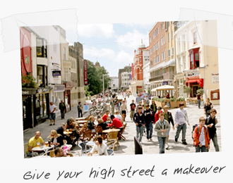 Give your high street a makeover