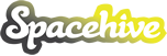 Spacehive logo, linking to Hough End Hall crowdfunding page.